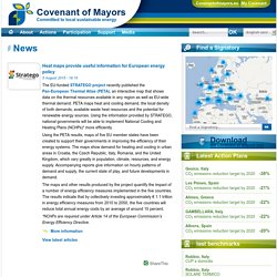Covenant of Mayors - News