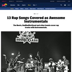 13 Rap Songs Covered as Awesome Instrumentals - Photo