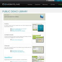 Public Demo Library