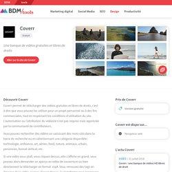 Coverr : une banque de vidéos gratuites et libres de droits - BDM/tools