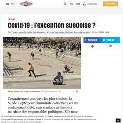 Covid-19: l'exception suédoise?