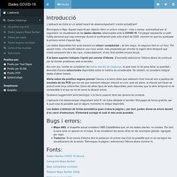 COVID-19 Open Data