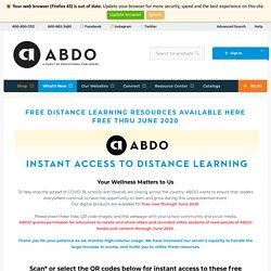 COVID-19 Resources - ABDO
