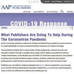 COVID-19 Response - AAP