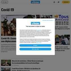 Coronavirus : les dernières actualités sur le Covid-19
