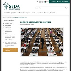 SEDA - COVID-19 Assessment Collection