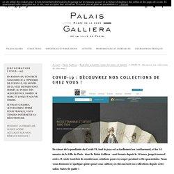 Collections musée de la mode