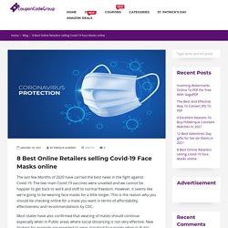 Covid 19 Face Mask Online - Best Offer
