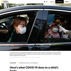 7/24/20: COVID-19 infection in children—here's what we know