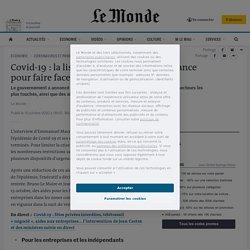 Covid-19: la liste des aides prévues en France pour faire face à la crise - Le Monde - 16 octobre 2020