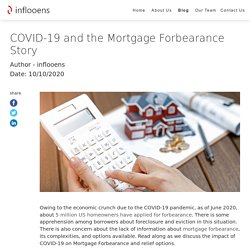 COVID-19 and the Mortgage Forbearance Story
