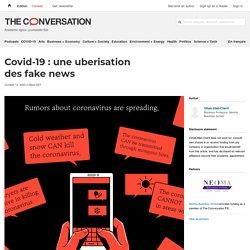 Covid-19: uneuberisation desfakenews