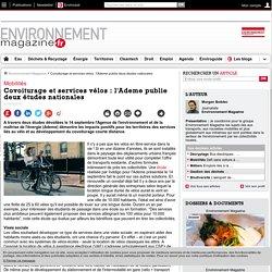 Covoiturage et services vélos : l'Ademe publie deux études nationales – – Environnement-magazine.fr