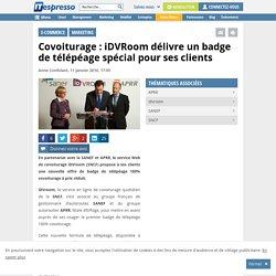 Covoiturage : iDVRoom délivre un badge de télépéage spécial pour ses clients