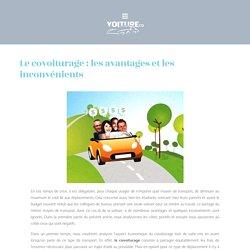 Covoiturage: les avantages et les inconvénients