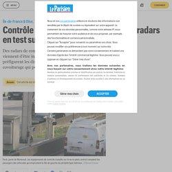 Contrôle du covoiturage : les premiers radars en test sur le périphérique - Le Parisien