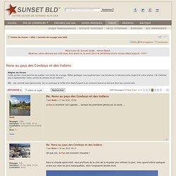 Nono au pays des Cowboys et des Indiens : De retour de Californie et Ouest USA - Carnets de voyage - Page 4