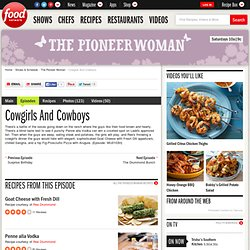 Cowgirls And Cowboys : The Pioneer Woman