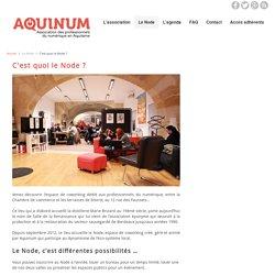 Node espace de coworking à Bordeaux, bureaux partagés collaboratifs
