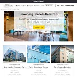 Coworking Space in Delhi-NCR