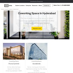 Best Office Space For Rent in Hyderabad