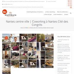 Le Spot Multiburo coworking et bureaux a partager télécentres tiers-lieu centre d'affaires