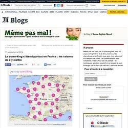 Le coworking s'étend partout en France: les raisons de s'y mettre