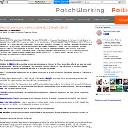 Coworking Poitiers - www.patchworking.fr