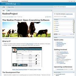 NadineProject