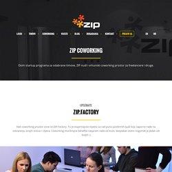 Coworking - ZIP