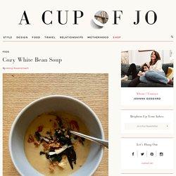 Cozy White Bean Soup