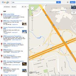 cpe - Google Maps