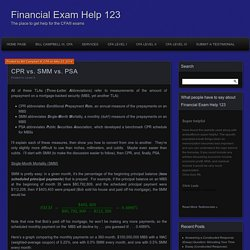 Financial Exam Help 123