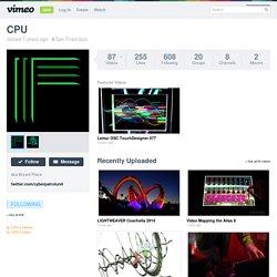 CPU on Vimeo