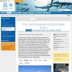 Crac des Chevaliers et Qal'at Salah El-Din