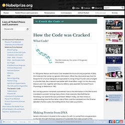 Crack the Code - How the Code was Cracked
