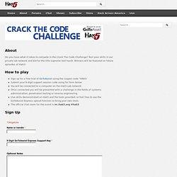 Crack the Code Challenge - Hak5