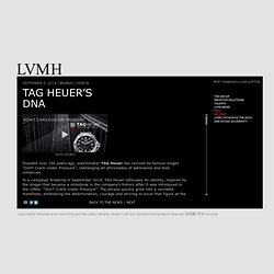 Don't Crack Under Pressure: the TAG Heuer challenge - LVMH News