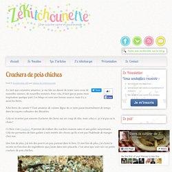 Crackers de pois chiches
