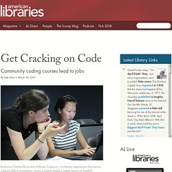 Get Cracking on Code
