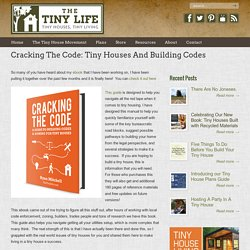 Cracking The Code: Tiny Houses And Building Codes – The Tiny Life