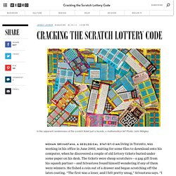 Cracking the Scratch Lottery Code
