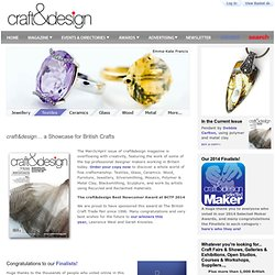 Craft_&_Design_magazine