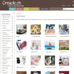 Fiches Créatives - creaclic.ch