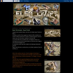 Elso Craft Museo: Buzz Terminado / Buzz Finish