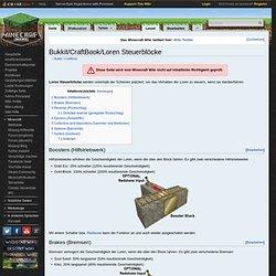 Mods/CraftBook/Loren Steuerblöcke