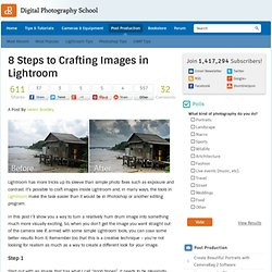 8 Steps to Crafting Images in Lightroom