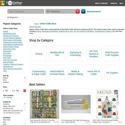 Buy Crafts - Best Online Art & Craft Store
