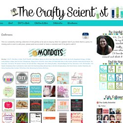 The Crafty Scientist: Conferences