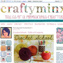 Crochet School - StumbleUpon
